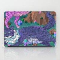 Mountain Cats iPad Case