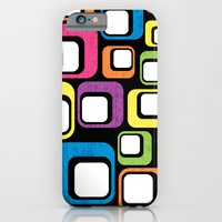 Retro All Sorts. iPhone 6 Slim Case