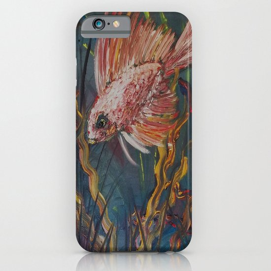 Something is Fishy iPhone & iPod Case
