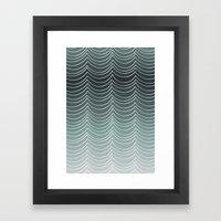 Water by Friztin Framed Art Print