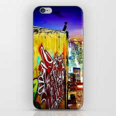 Edge of Glory iPhone & iPod Skin