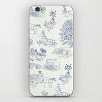 Shire Toile iPhone & iPod Skin