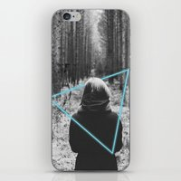 Color in the Woods iPhone & iPod Skin