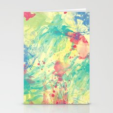 Abstract III Stationery Cards