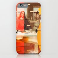 iPhone & iPod Case featuring Never In A Million Years < The NO Series (Orange) by Wayne Edson Bryan
