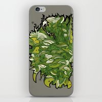 Green Machine. iPhone & iPod Skin