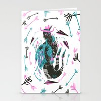 Dead Weight (Lost Time) Stationery Cards