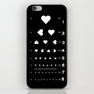 Can You See The Love? iPhone & iPod Skin
