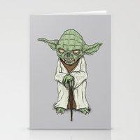 The Dark Side I Sense In… Stationery Cards