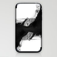 Man Of Isolation iPhone & iPod Skin