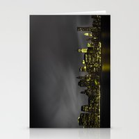 Welcome To Gotham Stationery Cards