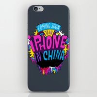Coming Soon to an iPhone in China! iPhone & iPod Skin