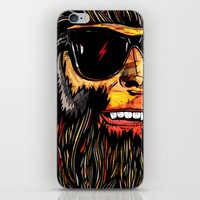 Teen Wolf iPhone & iPod Skin