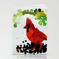 Angry Bird Stationery Cards