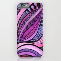 Tangle Tuliping iPhone 6 Slim Case