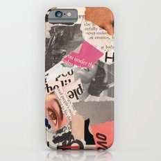 there's nothing like being young iPhone 6 Slim Case