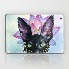 Cat Goddess Laptop & iPad Skin