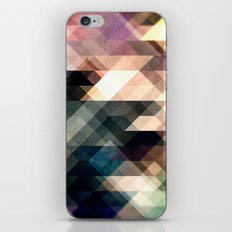Textured Geometric Abstract iPhone & iPod Skin