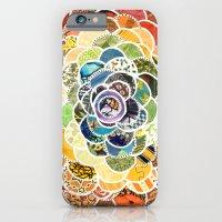iPhone & iPod Case featuring Rainbowbloom by Jenndalyn