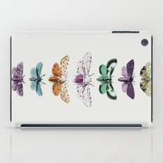 Techno-Moth Collection iPad Case