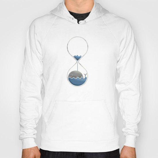whale hourglass Hoody
