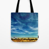 The Drive. Tote Bag