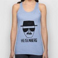 Heisenberg - Breaking Bad Sketch Unisex Tank Top