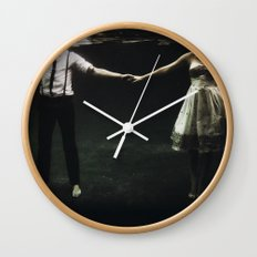 abyss of the disheartened : IX Wall Clock