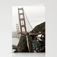 The Golden Gate Stationery Cards
