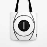 EYE of Line Tote Bag