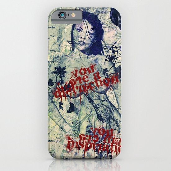 You are Mine. iPhone & iPod Case