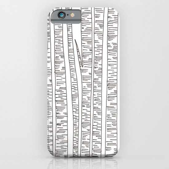 Lost In Stripes iPhone & iPod Case