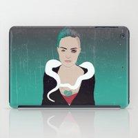 Ghost City iPad Case
