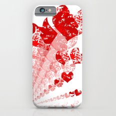 Heart - Red Slim Case iPhone 6s
