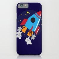 Space Cruiser iPhone 6 Slim Case