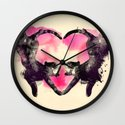 Cats love to sleep Wall Clock