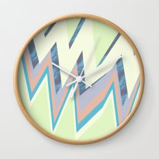 Bolted Wall Clock