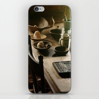 Lovely Wood iPhone & iPod Skin