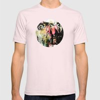 Frank Mens Fitted Tee Light Pink SMALL