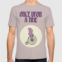Once Upon A Time Mens Fitted Tee Cinder SMALL