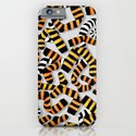 Tiger Toes and Laundry Terrors iPhone & iPod Case