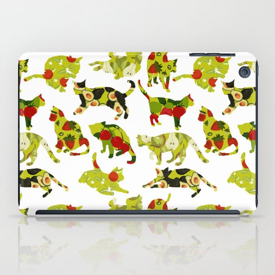 Kitchen Cats iPad Case
