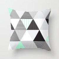 Drieh Throw Pillow