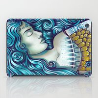 Calypso Sleeps iPad Case