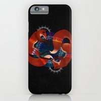 Space Foxes iPhone 6 Slim Case