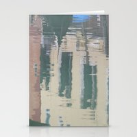 Venice Canal Stationery Cards
