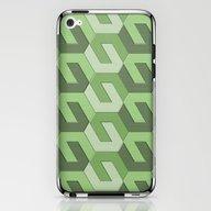 Geometrix LXII iPhone & iPod Skin