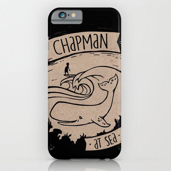 Chapman at Sea iPhone & iPod Case