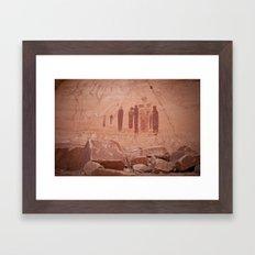 Holy Ghost Framed Art Print
