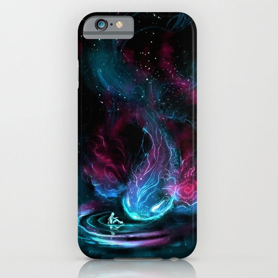 The Visitor iPhone & iPod Case